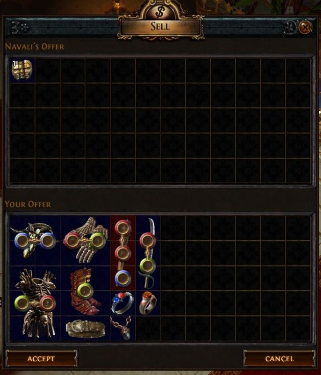 path of exile tips and tricks chaos recipe