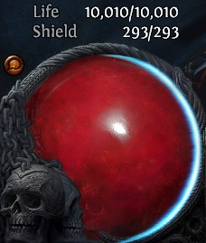 path of exile tips and tricks life build health globe