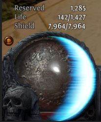 path of exile tips and tricks low life build health globe