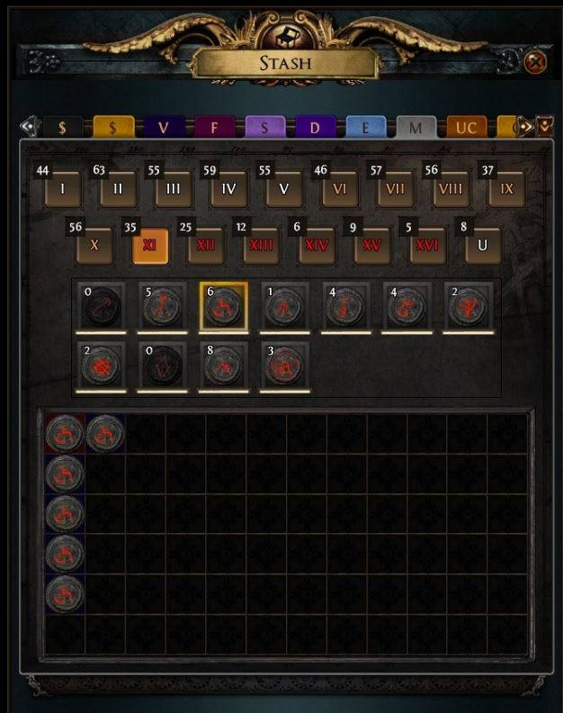path of exile tips and tricks map tab