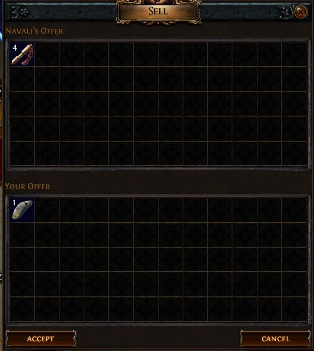 path of exile tips and tricks trading blacksmith's whetstones for scroll of wisdom