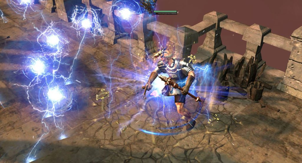 path of exile tips and tricks: spell casting ball lightning