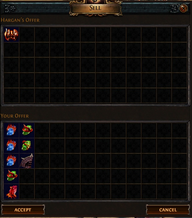 path of exile tips and tricks vaal orb recipe