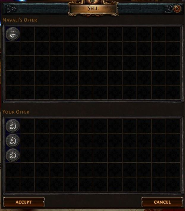 path of exile tips and tricks vendor maps in threes