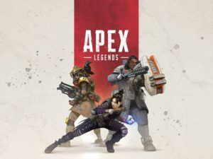 Apex Legends top most popular esports games