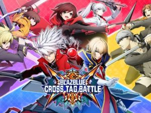 BlazBlue Cross Tag Battle top most popular esports games