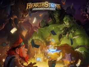 Hearthstone top most popular esports games