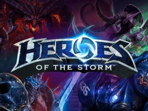 Heroes of the Storm top most popular esports games