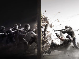 Rainbow Six Siege top most popular esports games