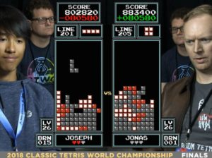 Tetris world championship finals showdown top most popular esports games