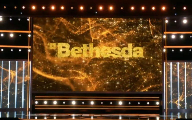 Bethesda E3 2019 Conference Games List