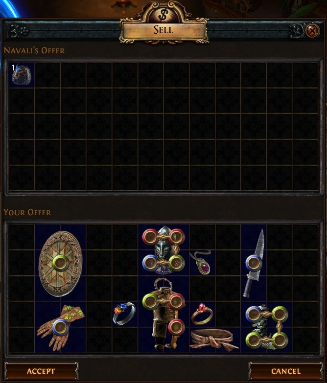 Chance Orb Recipe PoE
