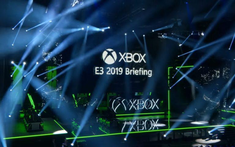 E3 2019 Microsoft and Xbox Conference Games List