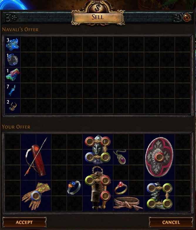 Failed Vendor Recipe PoE