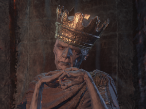 Ludleth of Courland Dark Souls