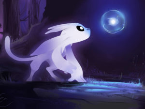 Ori and Sein Ori and the Blind Forest