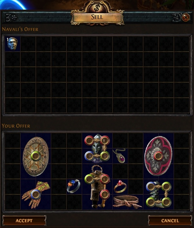 Regal Orb Recipe PoE