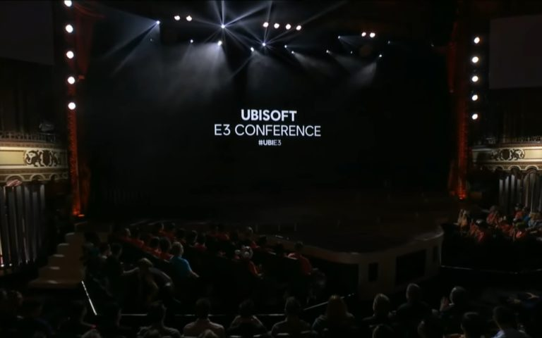 Ubisoft E3 2019 Conference Games List