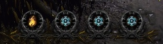 Blight Tower Defense Portal Icons