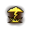 Lightning Storm Tower Icon Path of Exile
