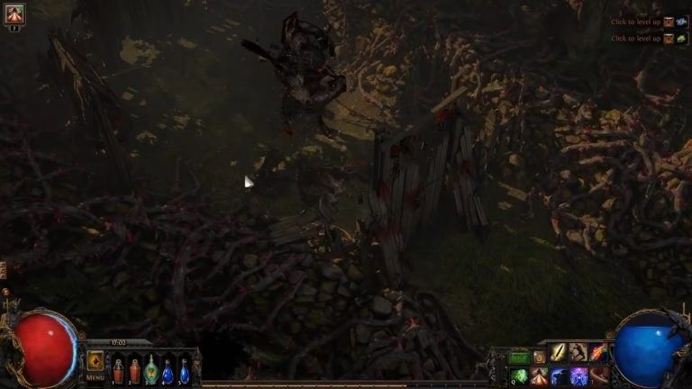 PoE 2 Crowbell boss fight