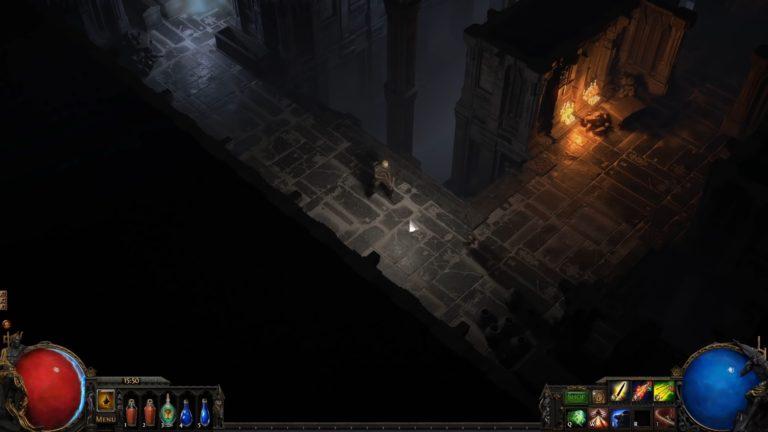 PoE 2 catacombs